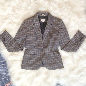 Merona from Target Houndstooth Women's Blazer